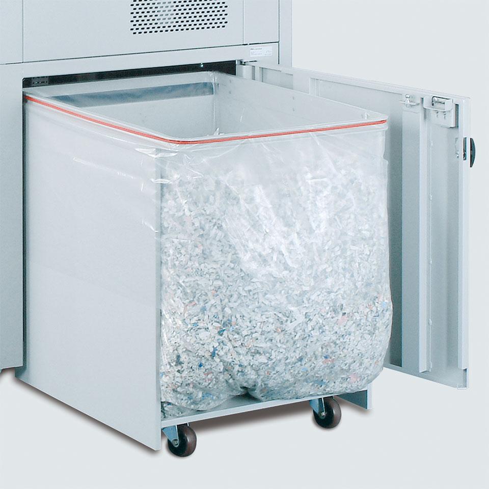 mobile shred bin (5009)
