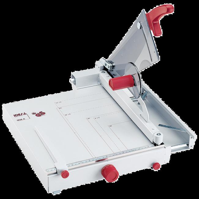 ideal. 1038 paper cutter