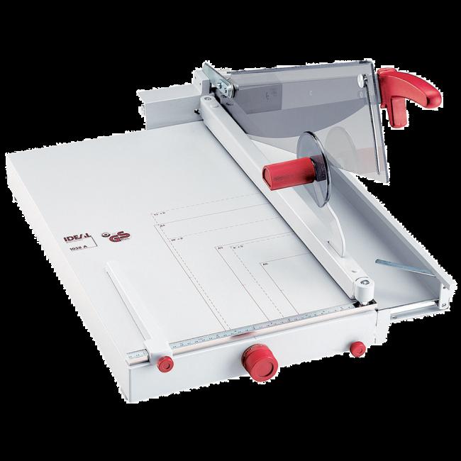 ideal. 1058 paper cutter